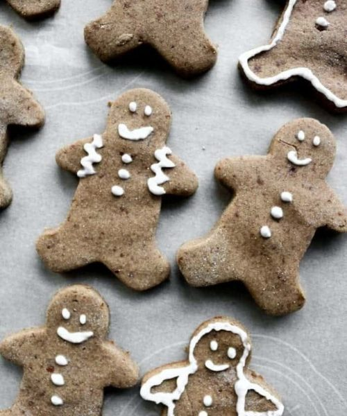 Chai-Spiced Cut-Out Cookies