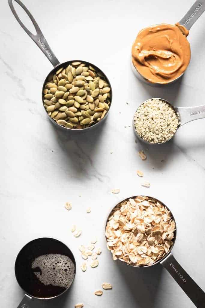 seeds and oats